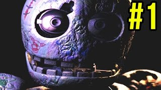 Five nights at Candy's (Night 1) [FNAF FAN-MADE]