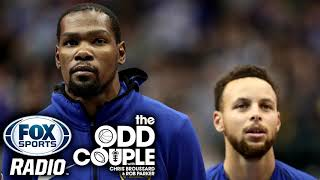 Chris Broussard - Kevin Durant has Robbed Us of Steph Curry