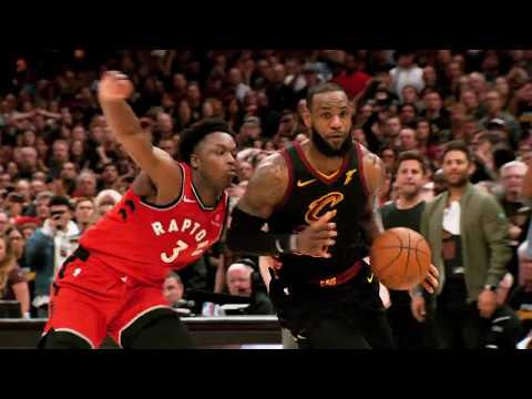 All Angles Of LeBron James' Game 3 Buzzer Beater Vs Toronto