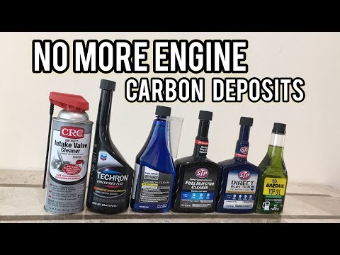 Top Best Chemicals to Remove Carbon BuildUp in your Intake