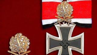 Наградные железные кресты Германии