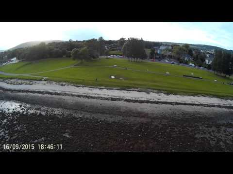 QUICK VIEW OF LOUGHSHORE PARK, NEWTOWNABBEY, CO.ANTRIM,NORTHERN IRELAND.