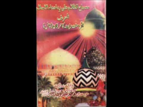 Khalifa e Mufti e Azam HIndh Mufti Muhammad Abdul Wahab Khan Qadri Rizvi Radi Allaho Taala Anho