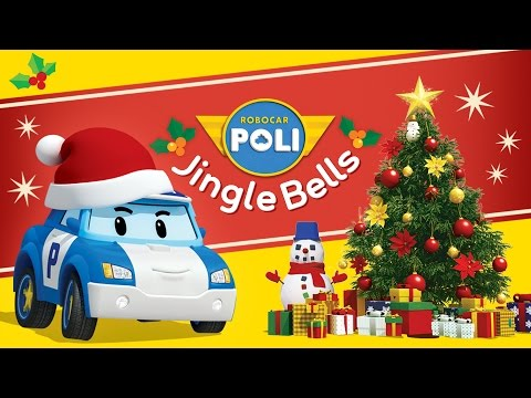 ♫ Jingle Bells  Robocar POLI Chistmas Carol