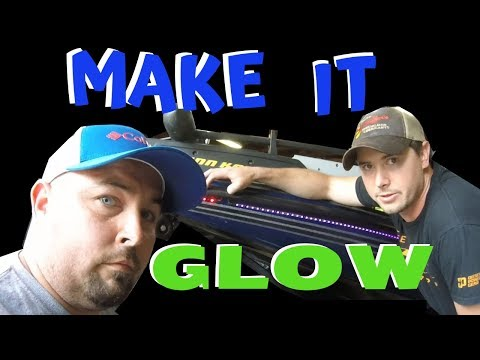 All You Need To Know About LED Bass Boat Lights And Install