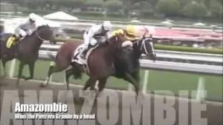 Amazombie Caps Breakthrough Meet with Potrero Grande Score