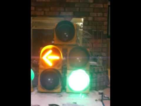 Eagle Doghouse Signal With T 12 Controller Youtube