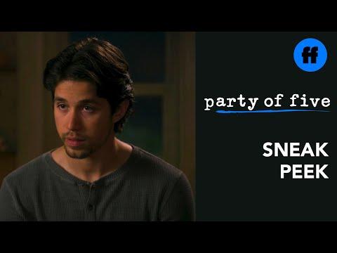 Party of Five Season 1, Episode 8   Sneak Peek: Emilio and Natalia Team Up   Freeform
