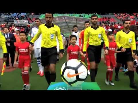 China Cup-2019 | China-Uzbekistan 0-1 | Highlights | (25/03/2019)