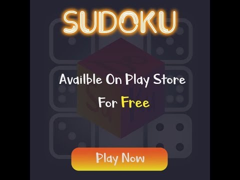Free Sudoku Game On Google Play