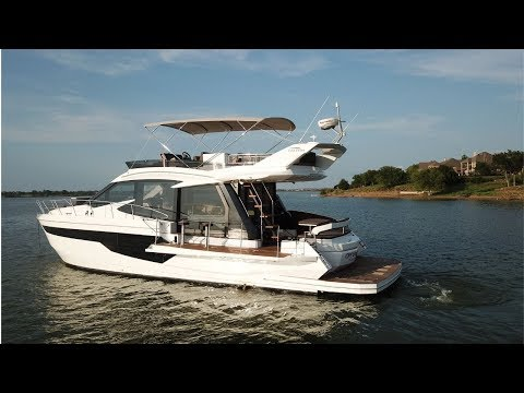2018 Galeon 500 FLY For Sale At MarineMax Dallas Yacht Center