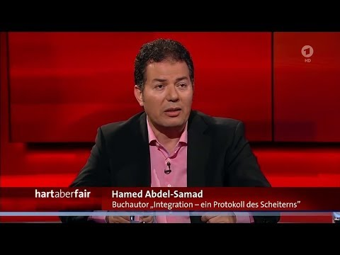 Integration - Ein Protokoll des Scheiterns Hamed Abdel-Samad - Hartaberfair 09.04.18 Bananenrepublik