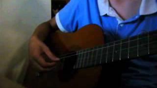 Đêm yên bình Guitar by me