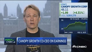 Canopy Growth co-CEO on Q3 earnings and the future for the cannabis industry