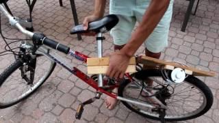 Comment faire un vélo électrique - Simple et pas cher