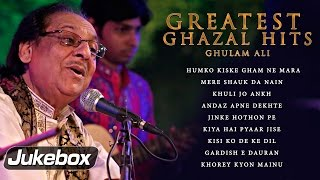 Ghulam Ali Greatest Ghazal Hits | Pakistani Romantic Sad Ghazals