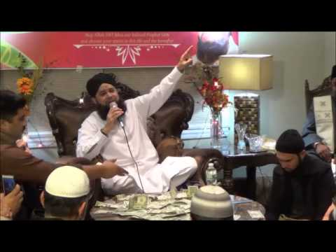 Meri Arzoo Muhammad by - Owais Raza Qadri Sahab's Private Mehfile in Long Island, NY USA.