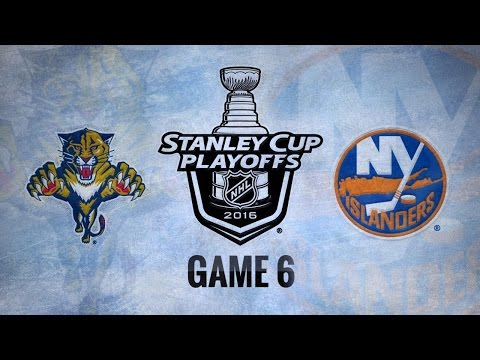 Tavares nets GWG in 2OT, Isles clinch series