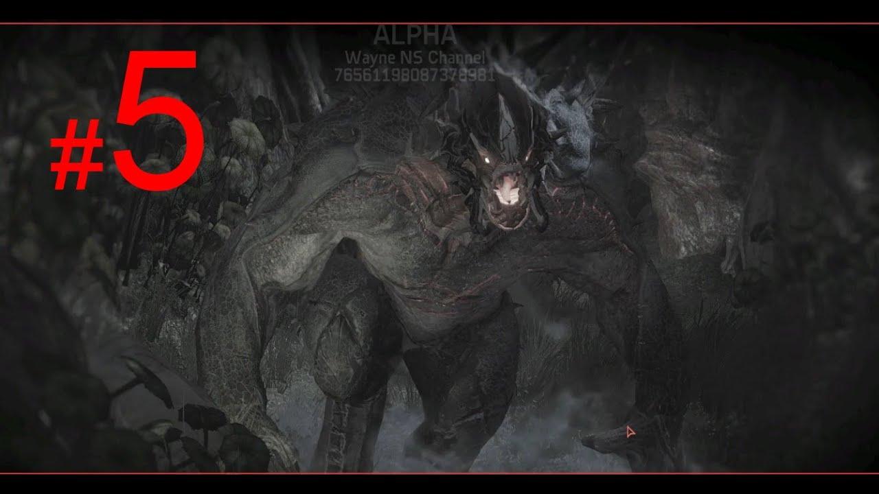 【NS Channel】Evolve Big Alpha 惡靈進化 (5) Monster - YouTube