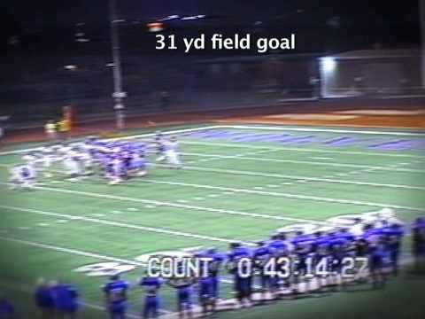 Eric Torres Kicker - Sports Highlight Video