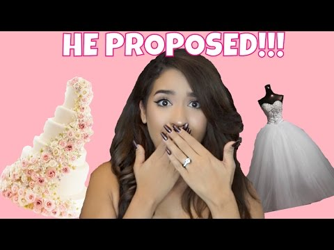 STORY TIME: HE PROPOSED!!!