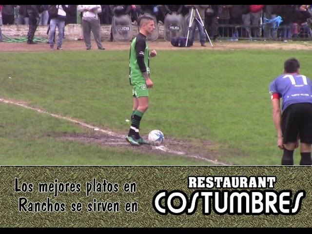 Atletico Ranchos Vs Lefu Primer Tiempo