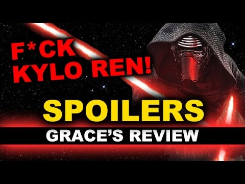 Star Wars The Force Awakens SPOILERS Movie Review - Beyond The Trailer