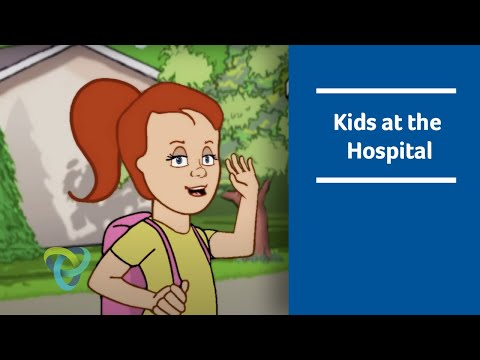 Kids at the Hospital - Vivi and her Operation