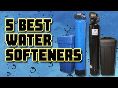 💧💧 Best Water Softeners: For Your Whole House System 💧💧
