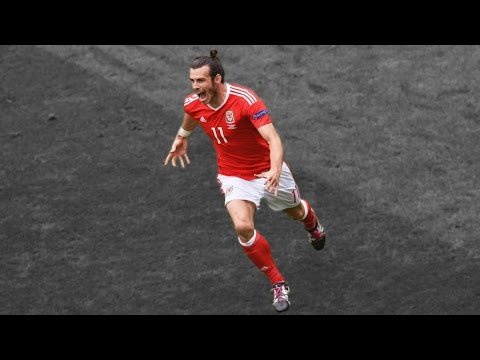 Gareth Bale - All 20 Goals For Wales 2006/2016 HD