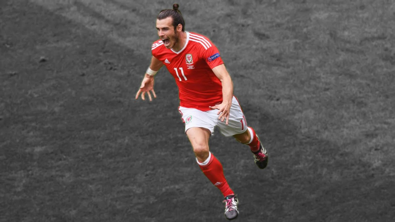 Gareth Bale All 20 Goals For Wales 2006 2016 HD