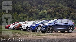6款市場主流SUV集評:後裔的挑戰 | U-CAR 集體評比