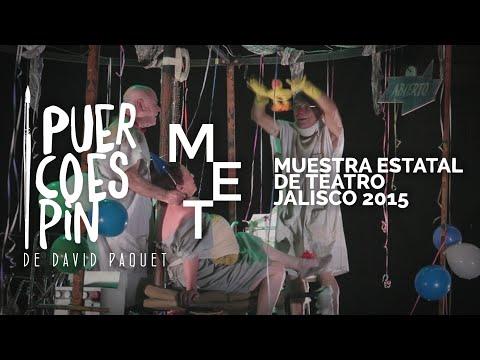 MET Jalisco 2015 - Puercoespín | Teatro