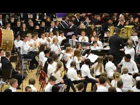 North Whidbey Middle School Cadet Band:  Viva La Vida