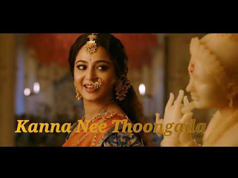 Kanna Nee Thoongadaa From Baahubali 2 | Music: M. M. Keeravani | Singer: Nayana Nair |