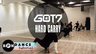 "Video GOT7 ""Hard Carry"" Dance Tutorial (Intro & Chorus) download MP3, 3GP, MP4, WEBM, AVI, FLV November 2018"