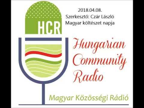 Magyar Kozossegi Radio Adelaide 20180408 Czar Laszlo Kolteszet napja