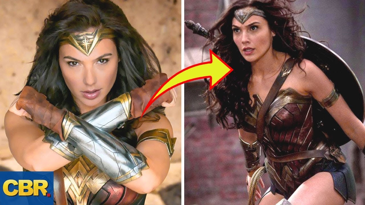 10 Superhero Movies Showing The Most Skin