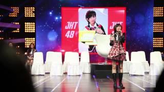 Pengumuman Akhir Pemilihan Member Single Ke-10 JKT48 di NET (02-05-2015)