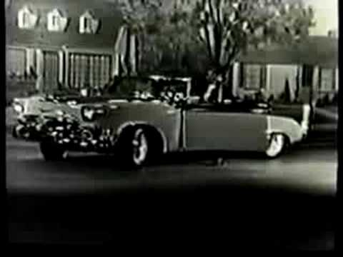 1956 Dodge TV Ad: Mary's Letter