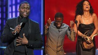 Kevin Hart Trolling Celebrities on Award Show