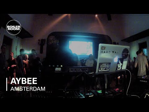 Aybee Boiler Room Amsterdam x Dekmantel Live Set