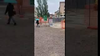Radovi u centru Ljubljane