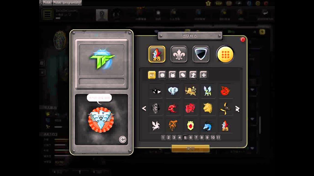 tornadoforce    soldiar front 2 clan emblems creator all