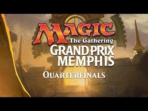Grand Prix Memphis 2018 (Standard) Quarterfinals
