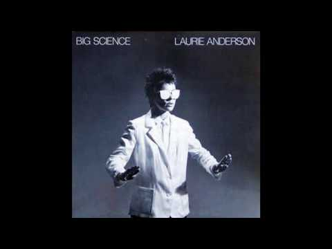 Laurie Anderson - Born, Never Asked