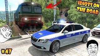 ★ IDIOTS on the road #47 - ETS2MP | Funny moments - Euro Truck Simulator 2 Multipl