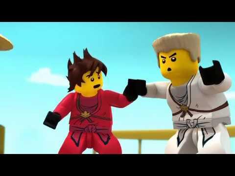 Never Trust a Snake - LEGO Ninjago - Season 1 , Full Episode 4 - YouTube