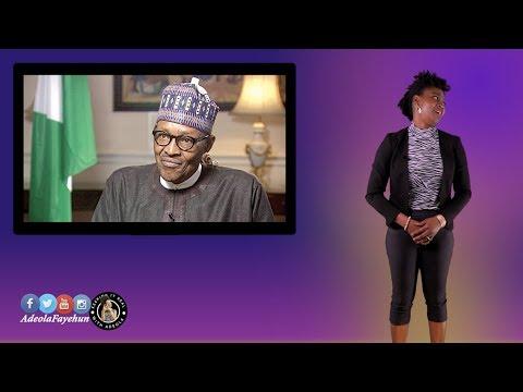 Security: Buhari Has Failed; Faure To Rule Till 2030; Get Schengen Visa; Caster Semenya; Lagos New B
