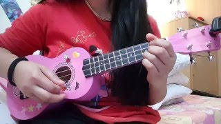 One Call Away by Charlie Puth Ukulele Cover